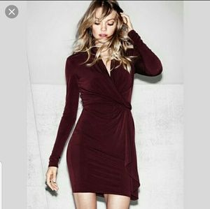 Victoria Secret Faux-Wrap Dress